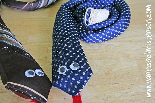 Оригинальный галстук для мальчика своими руками на конкурс