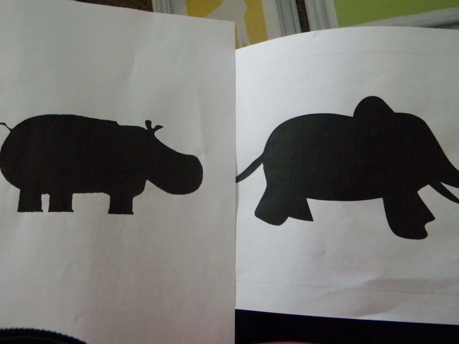 Free Animal Silhouette Clip Art