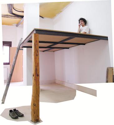 Supermanitas altillo artesanal - Altillo de madera ...