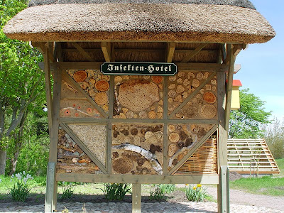 Insektenhotel St. Peter-Ording