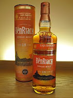benriach 18 years old gaja barolo finish