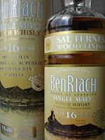 benriach 16 years old 'sauternes'