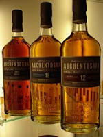 the auchentoshan range