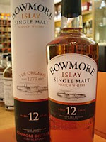 bowmore 12 years old