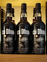 cu dhub black whisky