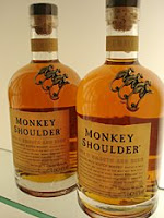monkey shoulder bottles