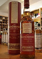 glendronach 12 years old bottle