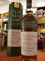 glen scotia 15 years old 'old malt cask'