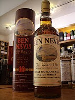 ben nevis 10 years old