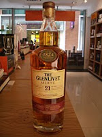 glenlivet 21 years old 'archive'