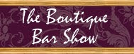 the boutique bar show 2009 logo