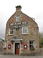 the mash tun, aberlour