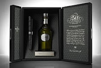 glenfiddich 50 years old and case