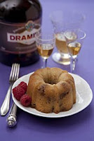 drambuie whisky liqueur and liqueur dessert