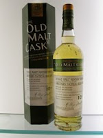 director's tactical selection 'old malt cask' 10 years old