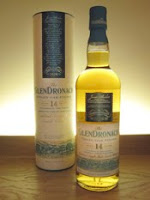 glendronach 14 years old virgin oak finish