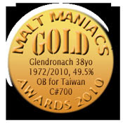 malt maniacs gold medal