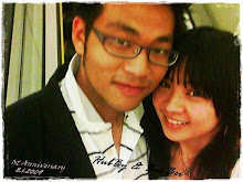 ♥Our 1st Anniversary 8-1-2009♥
