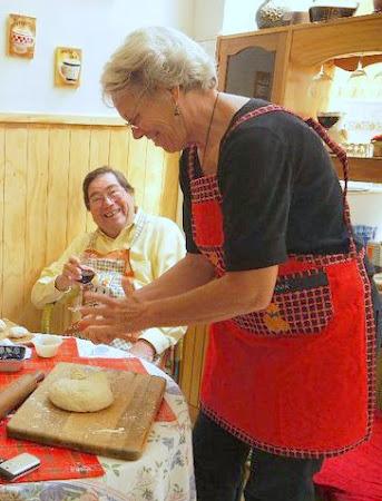 Preparando empanaditas