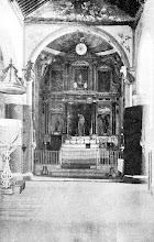 Nuestra parroquia en 1920