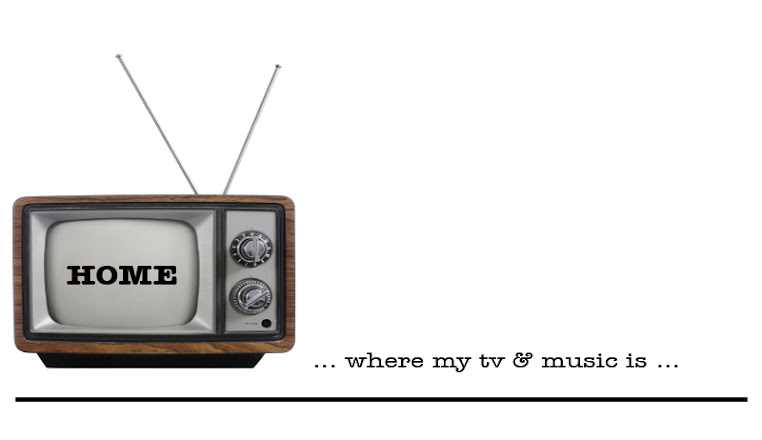 Home – where my tv and music is