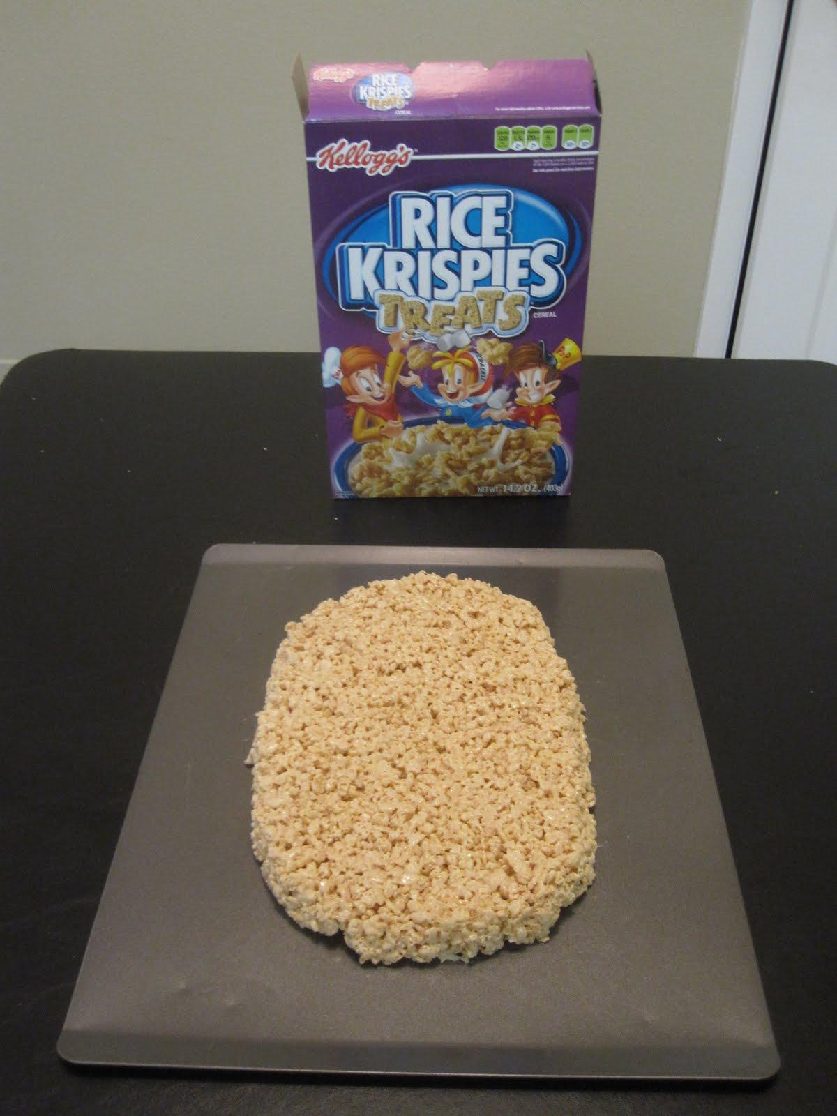Peter Kortney Rice Krispies Treats Cereal Treats