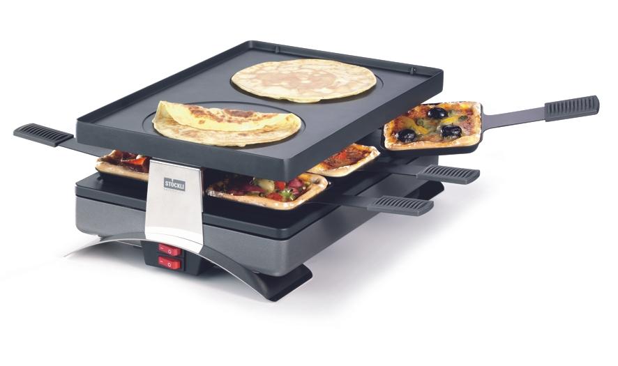 Raclette Corner Pizza Raclette Grill New