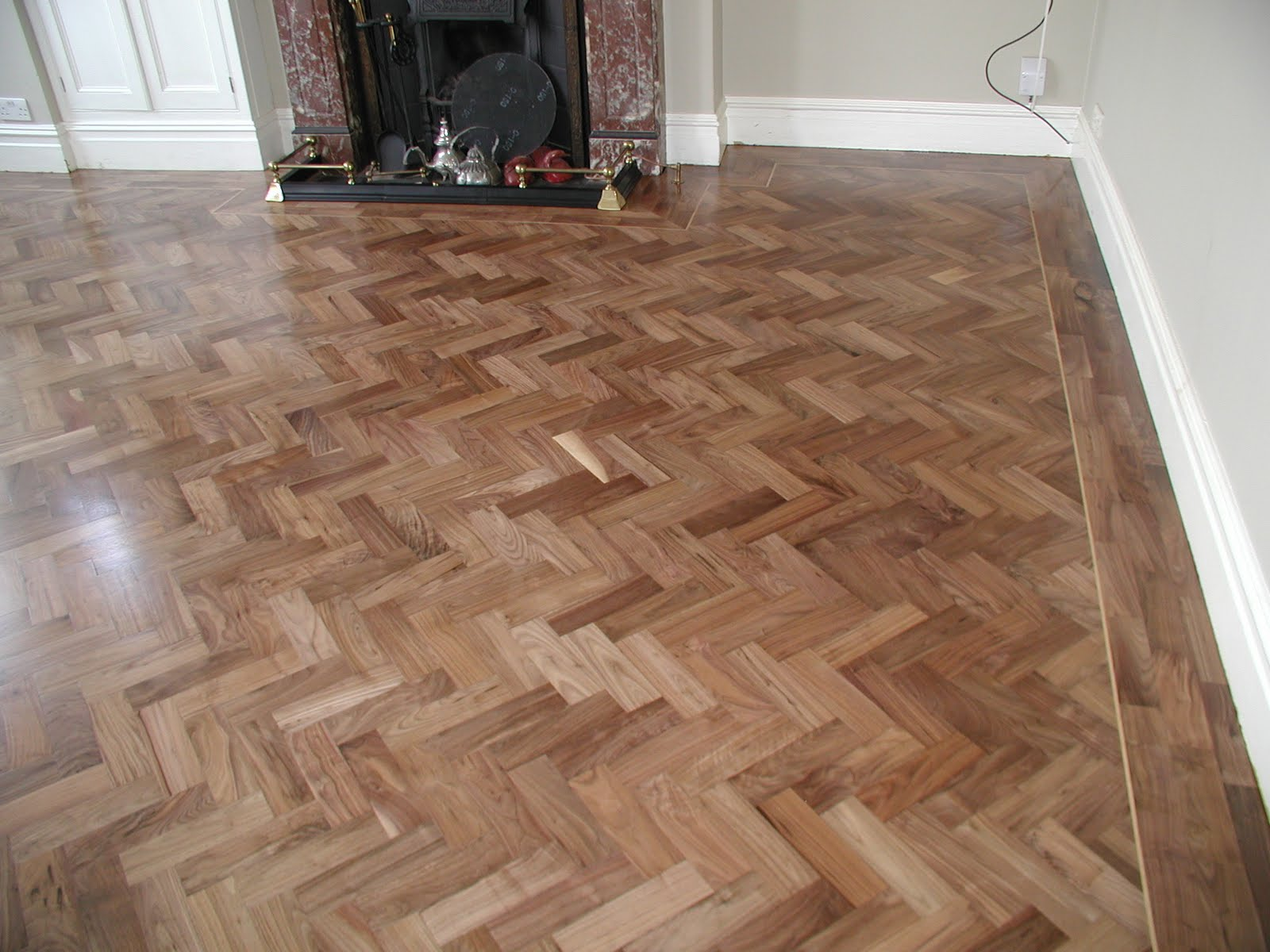 Acacia wooden floors for Parkay flooring
