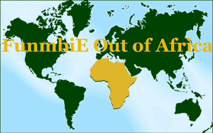 FunmbiE Out of Africa
