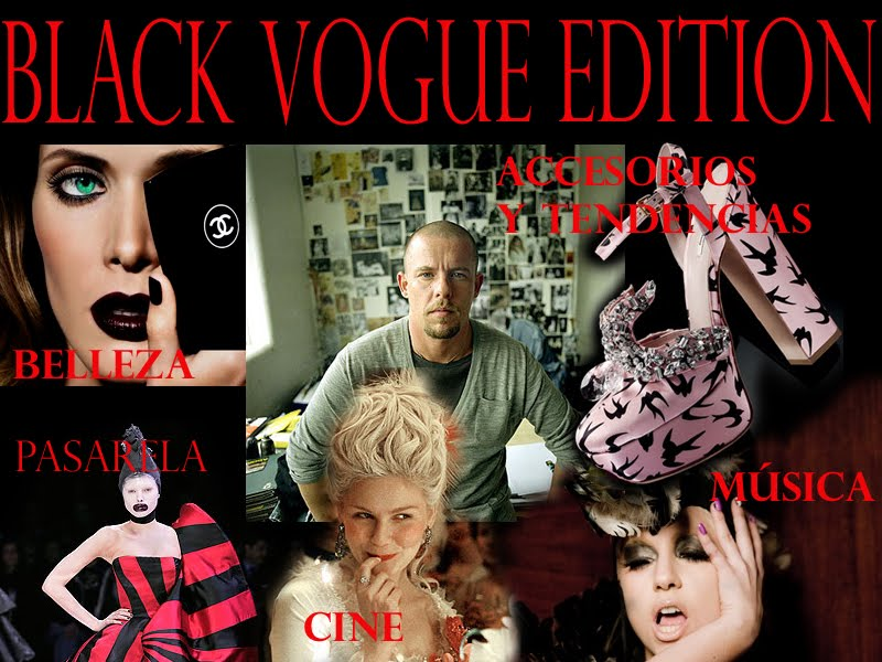 Black Vogue Edition