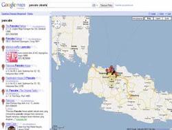 Google Maps Indonesia
