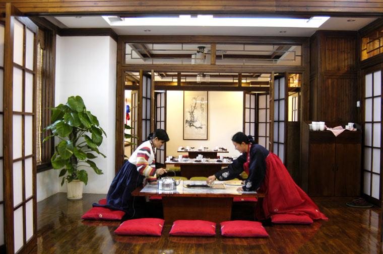 Gaemgyu korean restaurant
