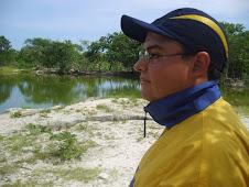 En Isla del Carmen Campeche