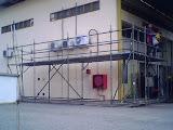 trestle modular scaffold