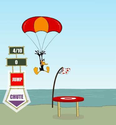 daffy parachute