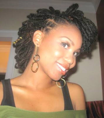 naturally beautiful hair cute style