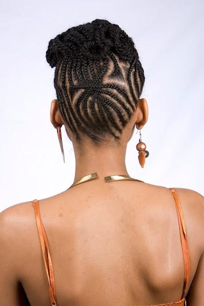 naturally beautiful hair twist
