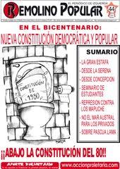 REMOLINO POPULAR N°44, Noviembre de 2009