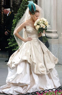 Ideas para el vestido de novia c mo encontrarlas en el - Piso carrie bradshaw ...