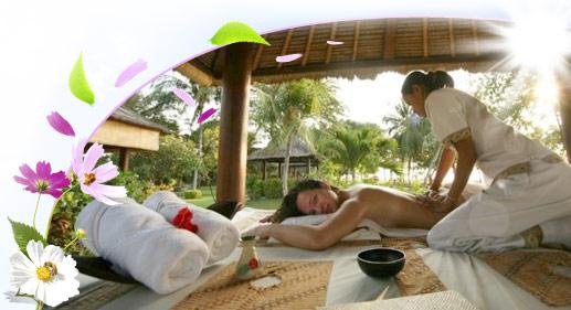Le massage rajeunissant et la gymnastique pour la personne