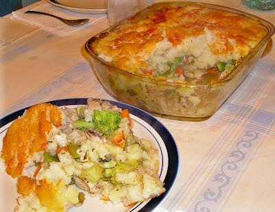 Shepherds Chicken Pot Pie