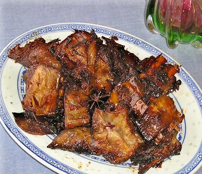 Honey-Garlic Lamb Ribs