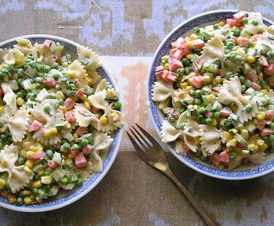 Fasta Pasta Salad