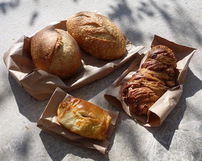 Baked Goods from Haisai Bakery