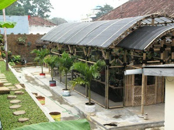 green house at SMAN 2 Bdg
