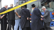 5 rabbis arrested in corruption scam