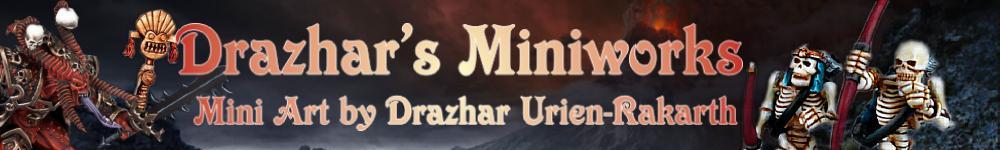 Drazhar's Miniworks
