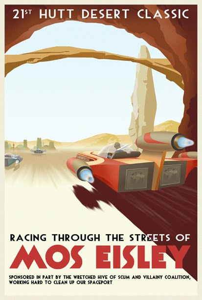 Mos Eisley Desert Classic