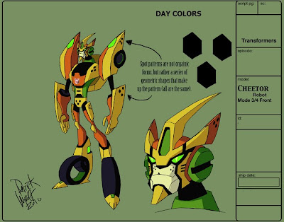Jouets Transformers exclusifs: Collectors Club | TFSS - TF Subscription Service - Page 7 Cheetor
