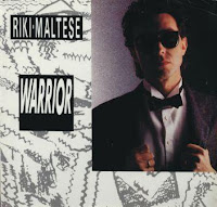 Cover Album of RIKI MALTESE - Warrior (1986)
